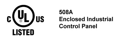UL-508A Certification Mark