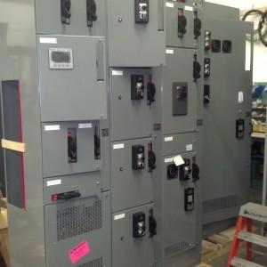 Pump Control Station
