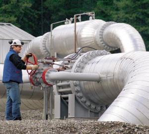TransCanada Pump Control Station
