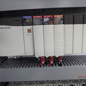 PLC for Dam Electrical Distribution Panel