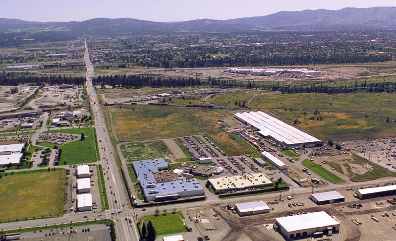 Honeywell Spokane Facility