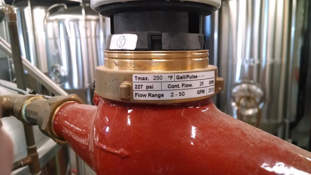 Niagra Industrial MTX Series Flow Meter