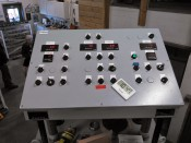 Centralized brewery control panel