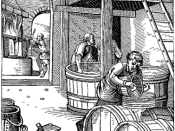 Pre-America brewers in the colonies
