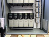 VFD modules and busbar