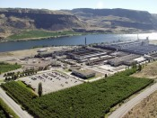 Alcoa Wenatchee Works facility