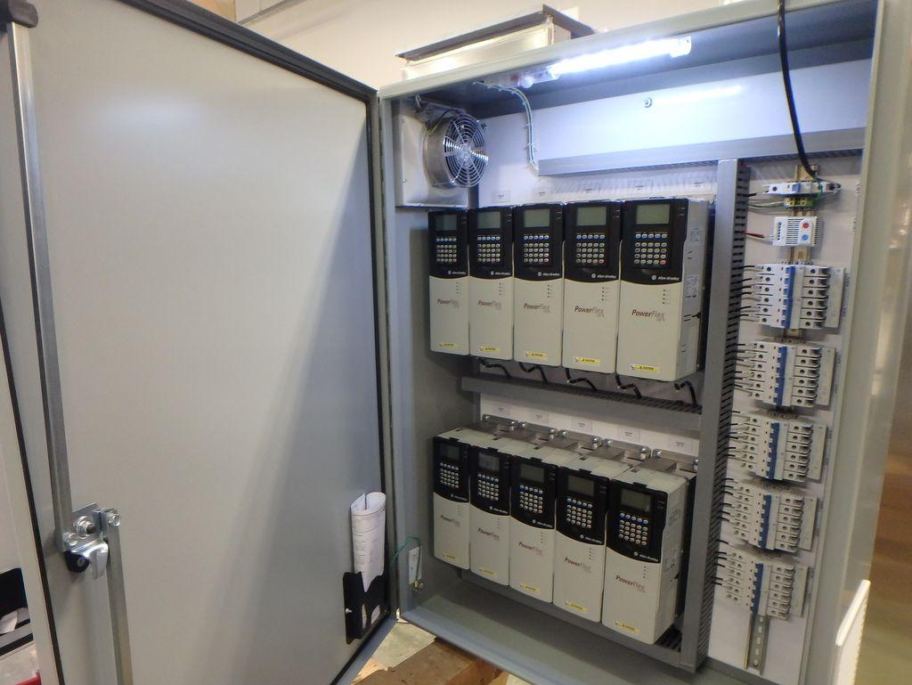Vfd Upgrade For Alcoa Petroleum Coke Bunkers Cfi